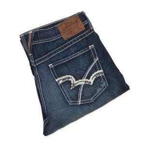 BIG STAR Men's Pioneer Boot Cut Jeans 40/32 #Q01